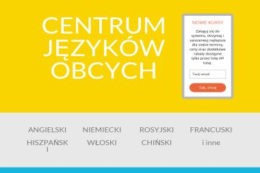 Centrum Języków Obcych Language Center - Nauka Angielskiego Łomianki