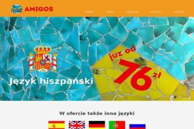 Centrum Języków Obcych Amigos Roksana Sośnicka - Nauczyciele angielskiego Kalisz