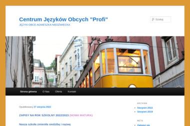 Centrum Języków Obcych Profi - Kurs niemieckiego Bolesławiec