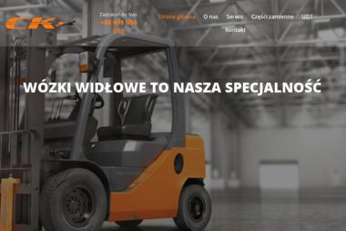 CK Gamrat - Wózki widłowe Kielce