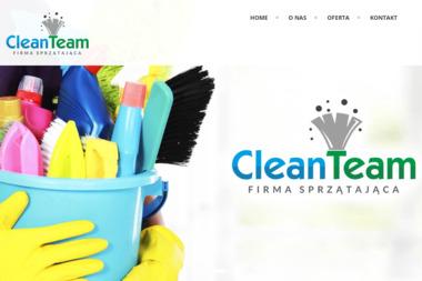 CleanTeam Firma Sprzątająca - Posadzki przemysłowe Koszalin