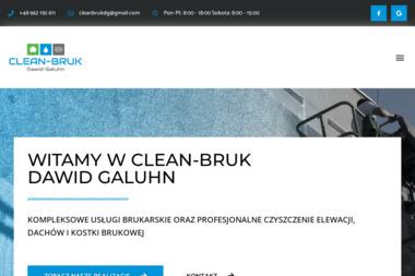 Cleanbruk - Elewacje Rzeczków