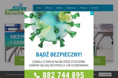 Clean Team Firma Sprzątająca - Mycie elewacji Bydgoszcz