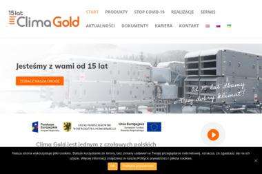 Clima Gold Sp. z o.o. - Klimatyzacja Rumia
