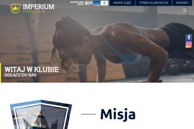 FITNESS CLUB IMPERIUM - Trener Osobisty Otwock