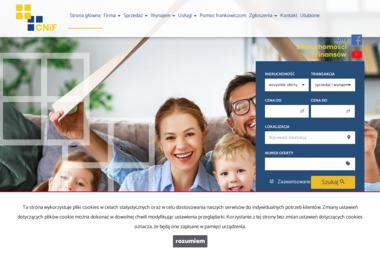 Centrum Nieruchomości i Finansów - CNIF.pl - Agencja nieruchomości Częstochowa