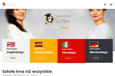 Centrum Nauki SOWA - Szkoła językowa Tczew