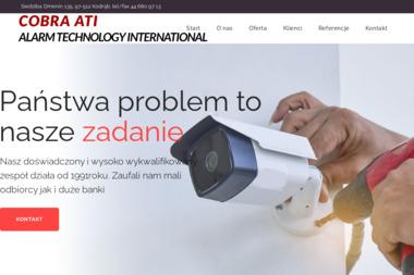 Mirosław Kozłowski Cobra Ati Alarm Technology International - Usługi Prawne Dmenin