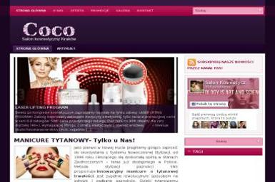 Karolina Kawecka Salon Kosmetyczny Coco - Salon kosmetyczny Kraków
