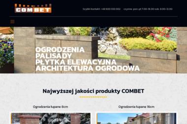 Combet. Produkcja wyrobów betonowych - Wykonanie Schodów Metalowych Skaryszew