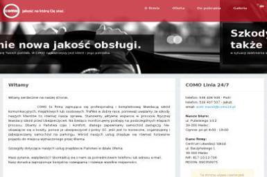 Como24.pl - Centrum Likwidacji Szkód - Finanse Mielec