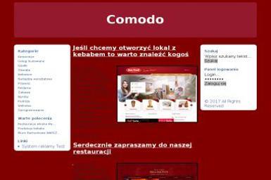 Usługi Muzyczne Comodo - Zespół muzyczny Malnia