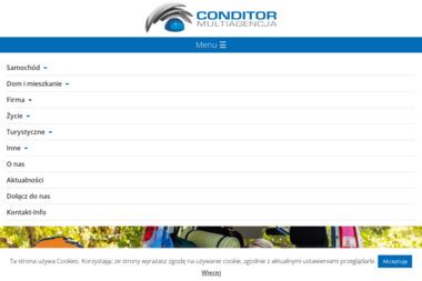 Multiagencja CONDITOR - Ubezpieczenie firmy Ząbkowice Śląskie
