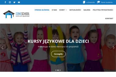 CENTRUM JĘZYKOWE Cone School - Szkoła językowa Chojnice