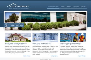Constmar. Usługi Remontowo-Budowlane - Elewacje Domów Piętrowych Łomianki