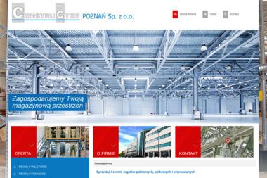 ConstruCtor Poznań Wyposażenie Magazynów - Regały magazynowe Poznań