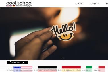 Szkoła Językowa Cool School - Kursy Języków Obcych Rokietnica
