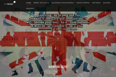 CoolSchool. Szkoła Językowa - Szkoła językowa Łańcut