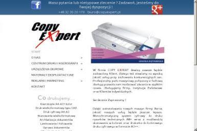 Copy Expert s.c. Ksero, druk - Druk wielkoformatowy Katowice