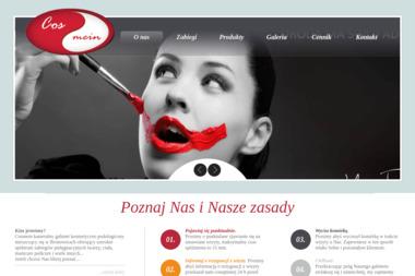 F H u Cosmein Profesjonalna Kosmetyka i Podologia Małgorzata Maria Ryś - Makijaż Kraków