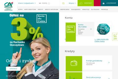 Credit Agricole Bank Polska S.A. - Kredyt Hipoteczny Jaworzno