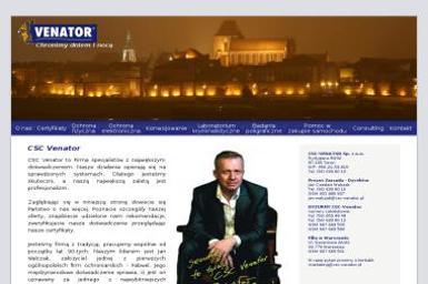 Consul Security Consulting Venator Sp. z o.o. - Agencja Ochrony Toruń