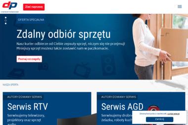 Centrum Serwisowe DP Piórkowski Sp. J. - Naprawa sprzętu audio Olsztyn