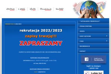 CSJO Centrum Edukacyjne/ Szkoła Języków Obcych - Szkoła językowa Siedlce