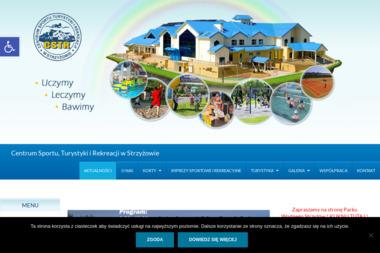 Centrum Sportu Turystyki i Rekreacji - Trener personalny Strzyżów