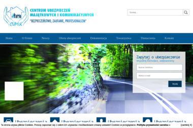Centrum Ubezpieczeń Cumik Grzegorz Czerwiński - Ubezpieczenie firmy Malbork