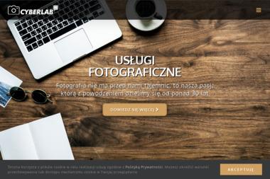 Cyberlab.pl. Fotografia, odbitki, laboratorium fotograficzne - Grafik 3D BÄ™dzin