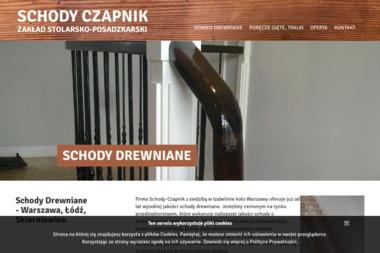Schody Czapnik - Posadzki Betonowe Izabelin