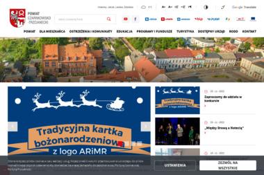 Powiatowe Centrum Pomocy Rodzinie - Pomoc Domowa Trzcianka