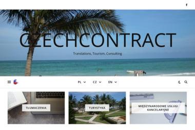 Czechcontract - Tłumacze Chrząstowice