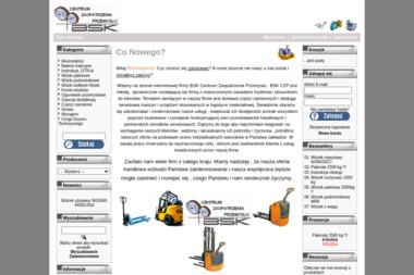 BSK Centrum Zaopatrzenia Przemysłu - Wózki widłowe Zabrze