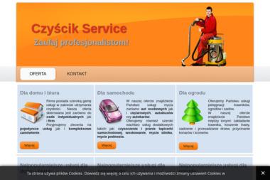 Czyścik Service - Mycie Szyb Bełchatów