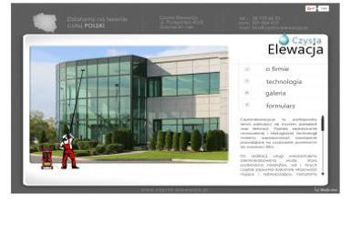 Czysta Elewacja. Mycie elewacji, prace wysokościowe - Ocieplanie Domu Gdynia