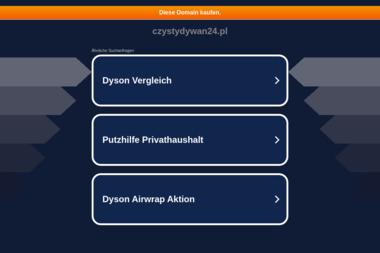 CzystyDywan24. Czyszczenie tapicerki meblowej, czyszczenie tapicerki samochodowej - Czyszczenie Tapicerki Meblowej Bielsko-Biała