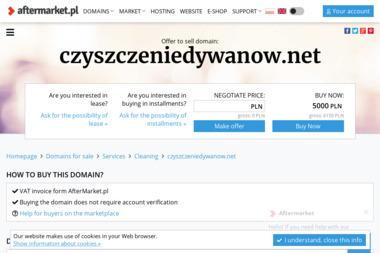 Aster Czyszczenie Dywanów, Wykładzin i Tapicerek - Czyszczenie Tapicerki Samochodowej Gdańsk
