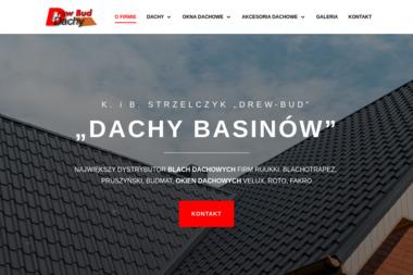 ZUH Drew-Bud Dachy - Konstrukcja Dachu Basinów