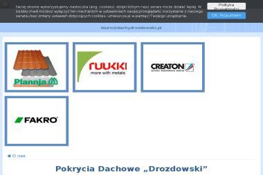 Pokrycia Dachowe DROZDOWSKI - Remont Dachu Radziłów