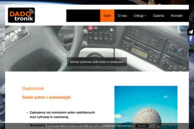 DADOTRONIK - Naprawa Telewizorów Tarnów