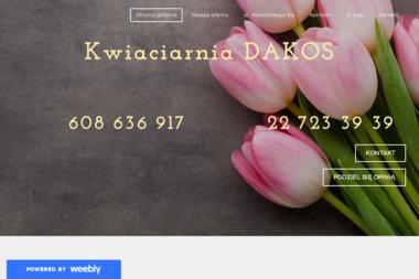 Kwiaciarnia Dakos - Kosz Okolicznościowy Piastów