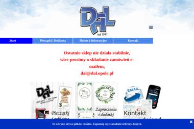FUH DAL Lesyek Danielewicy - Wizytówki na Zamówienie Opole