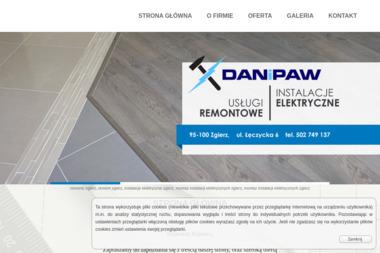 DanPaw - Schody Kręcone Zgierz