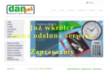 Nadruki Reklamowe Dan-Pol. Danuta Petersen - Kosze prezentowe Wrocław