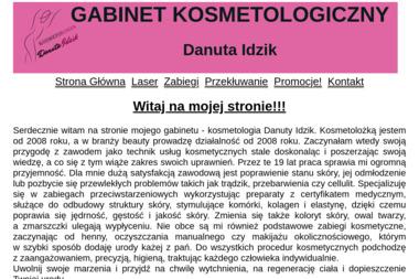 Gabinet Kosmetyczny Danuta Idzik - Zabiegi na ciało Kraków