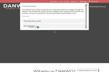 PHU Danwoj. Danuta Koralewska - Szkolenia Oborniki