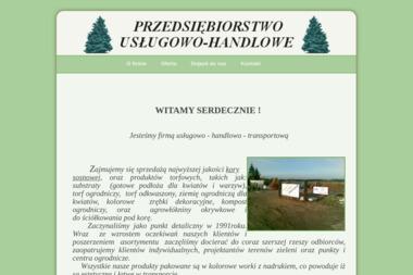Przedsiębiorstwo Usługowo-Handlowe inż. Dariusz Urbaniak - Tartak Stęszew