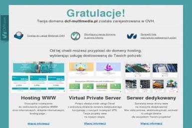 Agencja Reklamowa DCF-Multimedia - Poligrafia Morąg